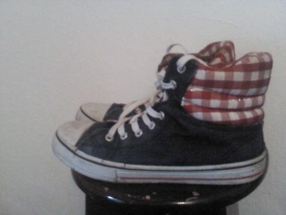 Zapato Convers Tipo Botines En Buen Estado
