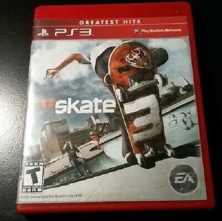 Skate 3 Ps3 ( En Cd)