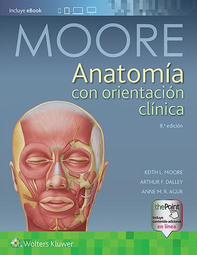 Imagen 1 de 2 de Pack / Moore Anatomía + Ross Histología / Original