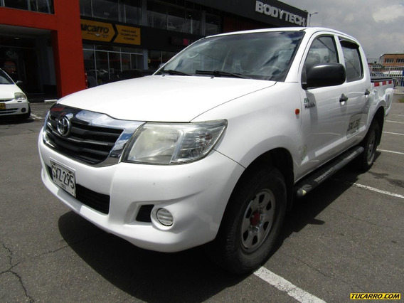 Toyota Hilux Hilux 4x4 Turbo