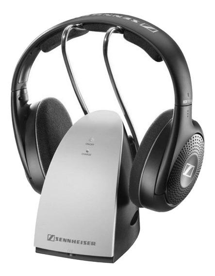 Fone de ouvido sem fio Sennheiser RS 120 II silver