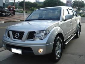 Nissan Frontier 2.5 Xe Cab. Dupla 4x2 4p 2013 Prata 70.990