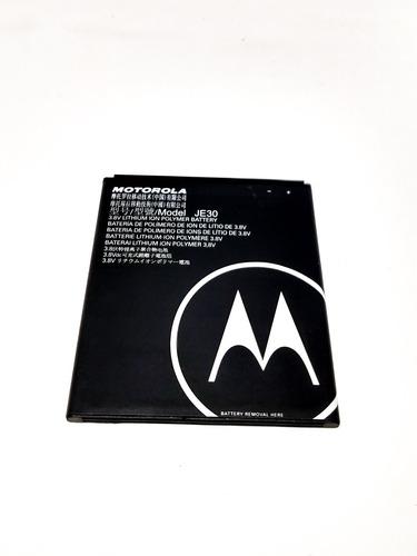 Batería Moto E5 Play Original