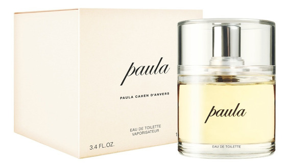 Perfume Mujer Paula- Paula Cahen D´anvers Edt X 100 Ml
