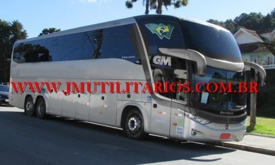 Marcopolo Paradiso Ld G7 1600 Ano 2014 Scania K400 Jm Cod758