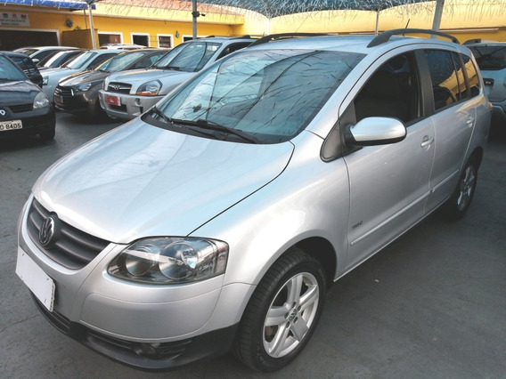 Vw Spacefox 1.6 Flex 2010