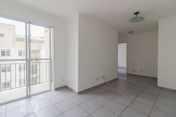Apartamento No 17º Andar Com 2 Dormitórios E 1 Garagem - Id: 892945550 - 245550