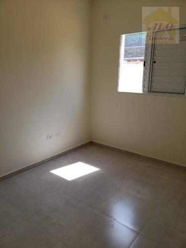 Sobrado À Venda, 53 M² Por R$ 170.000,00 - Princesa - Praia Grande/sp - So0476
