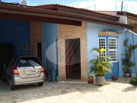 Casa À Venda Em Loteamento Parque São Martinho - Ca213098