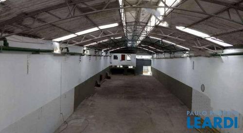 Imagem 1 de 5 de Galpão - Barra Funda  - Sp - 645148