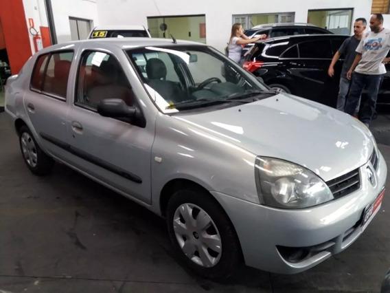 Renault Clio Sedan 1.6 Authentique 16v 2008