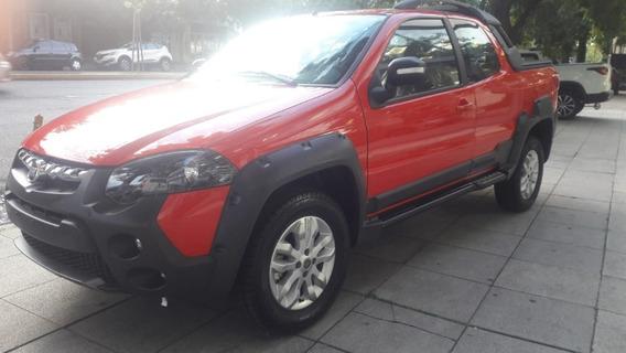 Fiat Strada Adventure 1.6 A Cadena Financia 70% L