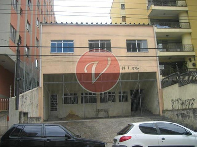 Terreno Residencial À Venda, Vila Bastos, Santo André - Te0345. - Te0345