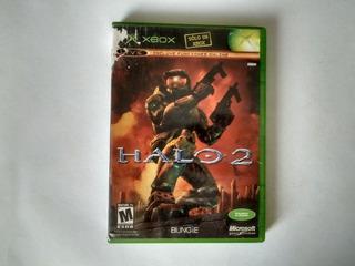 Caja Unicamente Halo 2 Xbox En Game Reaktor