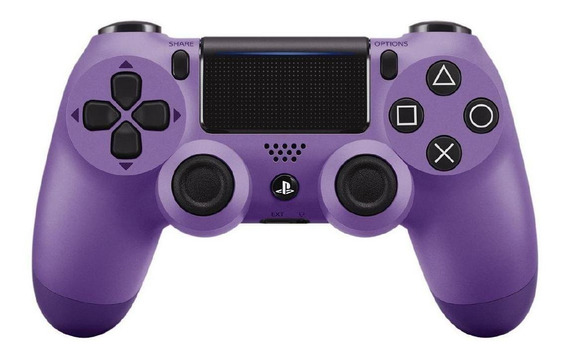 Joystick inalámbrico Sony Dualshock 4 electric purple