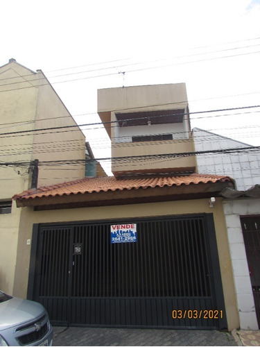 Sobrado A Venda Na Vila Nova Mazzei, São Paulo - V2006 - 69282858