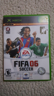 Fifa 06 Soccer X Box