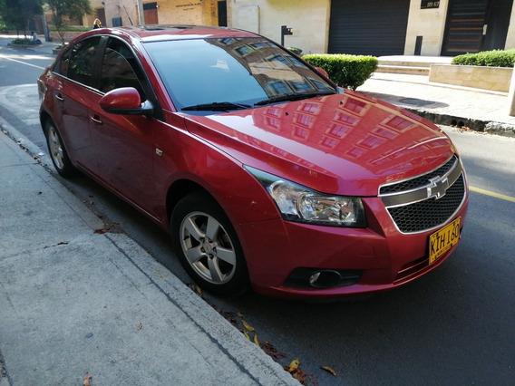 Chevrolet Cruze Rojo Venus Ls At 1800cc 4p Sun Roof