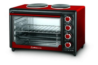 Horno Grill Ultracomb Uc40ac