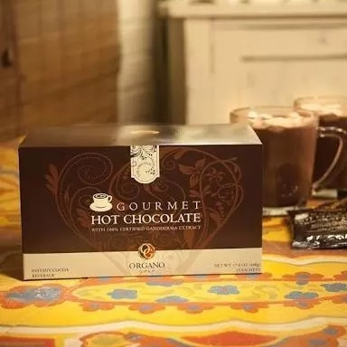 Chocolate Gourmet Organo Gold 100% Organico Con Ganoderma