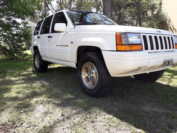 Jeep Gran Cherokee Limited V8 La Mejor