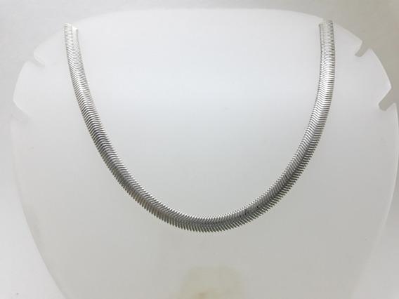 Corrente Flat Snake Chain