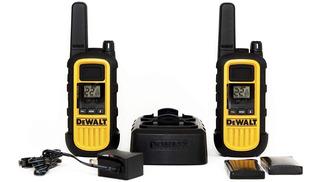 Dewalt Dxfrs800 2w Walkie Talkies Radios De 2 Vías Uso Rudo