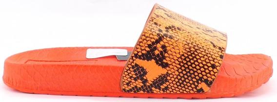 Sandalias Chinelas Faja Dama Mujer Comodas Nuevas Reptil