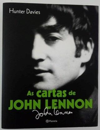 Livro As Cartas De John Lennon