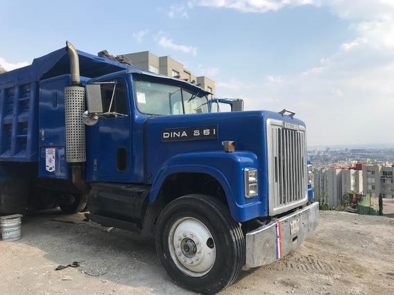 Camion De Volteo 16m3