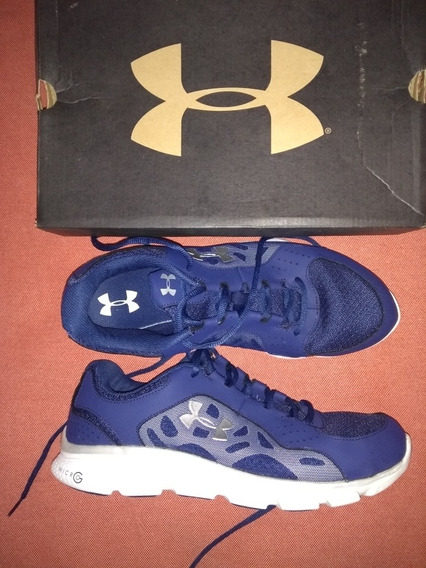 Zapatillas Under Armour Micro G Talle 11us
