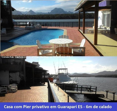 Casa Para Venda Em Guarapari, Parque Da Areia Preta, 4 Dormitórios, 3 Suítes, 4 Banheiros, 3 Vagas - 51661a