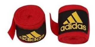 Bandagem Elastica adidas-5 L X 2,55 C-vermelha