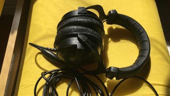 Headphone Beyerdynamic Dt-770 M Para Bateria - Isolamento Ac