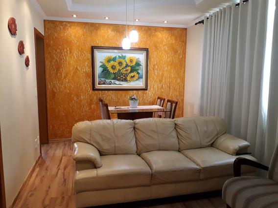 Apartamento Com 3 Quartos Para Comprar No Planalto Em Belo Horizonte/mg - 44057