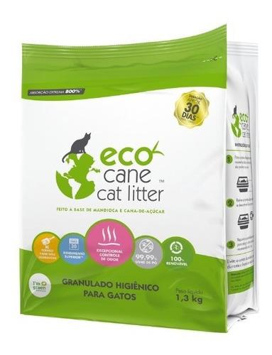 Imagem 1 de 1 de Granulado Higiênico Eco Cane Cat Litter