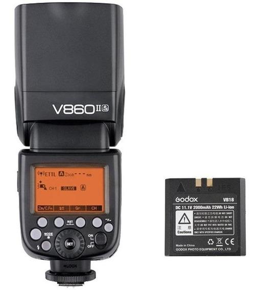 Flash Godox Ving V860ii - Sony Garantia Sem Juros
