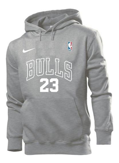 Blusa Moletom Canguru Casaco Chicago Bulls 23 Basquete