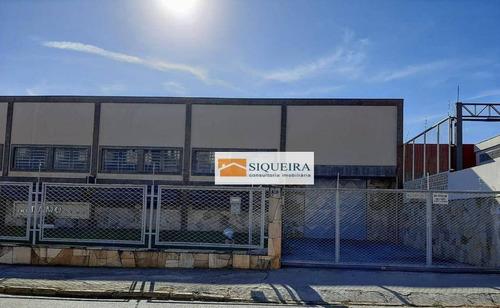 Barracão Para Alugar, 1478 M² Por R$ 17.000/mês - Além Ponte - Sorocaba/sp - Ba0117