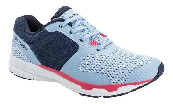 Champión Calzado Topper Running Fitness De Dama Mvdsport