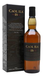Whisky Single Malt Caol Ila 25 Años 700ml En Estuche