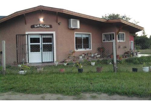Imagen 1 de 11 de Santa Rosa De Calamuchita - Atahualpa Yupanqui 300 - Casa 2 Dormitorios En Venta