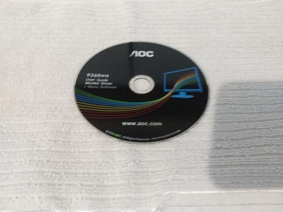Cd - De Instalação Monitor Drive Aoc 936 Swa
