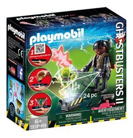 Playmobil - Caça Fantasmas - Monstros Holográficos - Winston