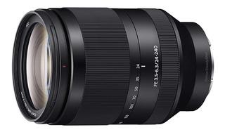 Sony Lens Sel24240 Lente Zoom Angular Montura E Full Frame