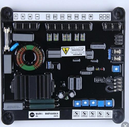 Avr Marelli Mod: M40fa640a/a Mark 1  Nuevo