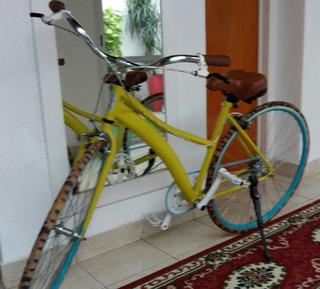 Bicicleta Newton Diva Mujer Animal Print Rodado 28.