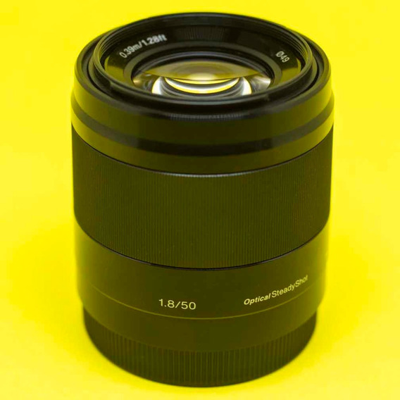 Sony 50mm F1.8 Oss R$1800 A Vista