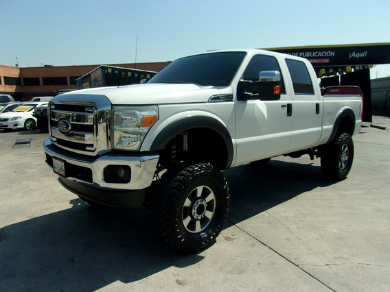 Ford F-250 Super Duty 4x4 Automática 2012