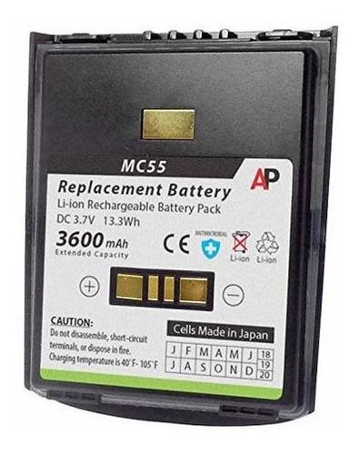 Imagen 1 de 2 de Serie Motorola /symbol Mc55 Y Mc65: Batería De Repuesto.